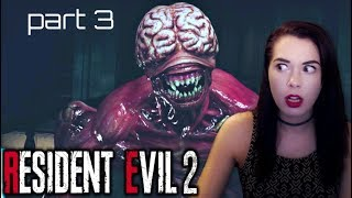 Video Resident Evil 2 REMAKE: LEON A (Part 3) I scream a lot in this video MP3, 3GP, MP4, WEBM, AVI, FLV Juni 2019