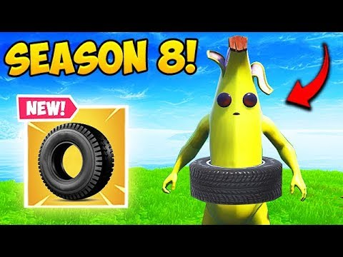Reddit wtf - *NEW ITEM* THE BOUNCY TIRE! - Fortnite Funny Fails and WTF Moments! #485