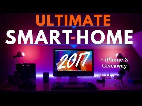Ultimate Smart Home 2017! Xiaomi Yeelight RGB Bulb