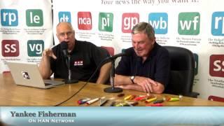 Yankee Fisherman Interviews Dick Fincher