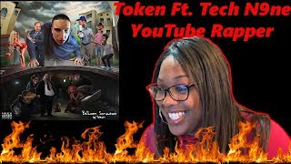 Mom reacts to Token - YouTube Rapper ft. Tech N9ne | Reaction