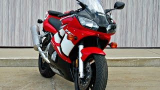3. SOLD! 2002 Yamaha YZF-R6 Sport Bike