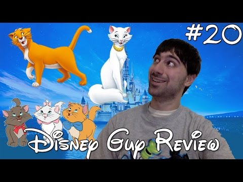 Disney Guy Review - The Aristocats