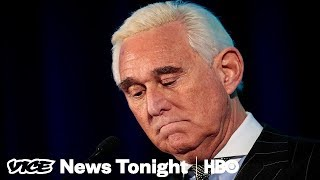 Roger Stone's Indictment Could Be Bad News For Donald Trump Jr. (HBO)
