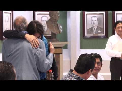 Homenaje al pintor y poeta chiapaneco David Rodríguez Patiño