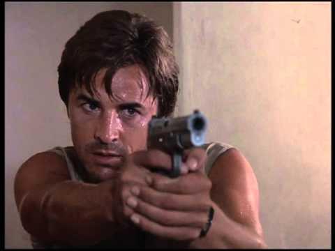 Crockett in Action - Miami Vice 1984