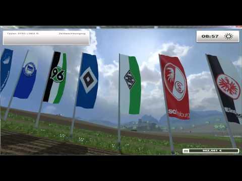 All flags of the 1 Bundesliga v1.0
