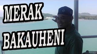 Merak Bakauheni, Bermain di pantai  Bangmu2 VLog #20