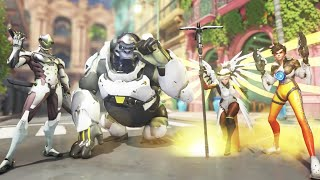 Overwatch - Storm Rising Trailer by GameTrailers