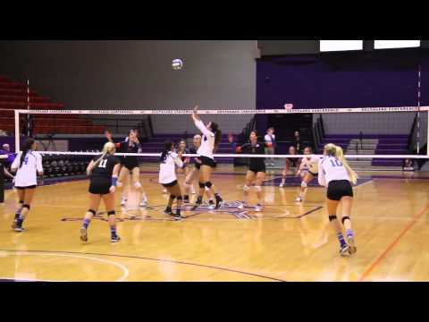 Islanders Volleyball wins 3-2 to open SLC Tournament
