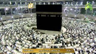 صلاة الفجر - الشيخ عبدالله الجهني - المسجد الحرام - الخميس 3 ربيع الأول 1436