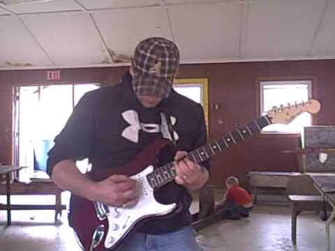 bad ass guitar playing