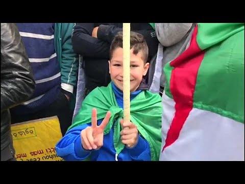 Algerien: Massenproteste für den Regimewechsel - trotz de ...
