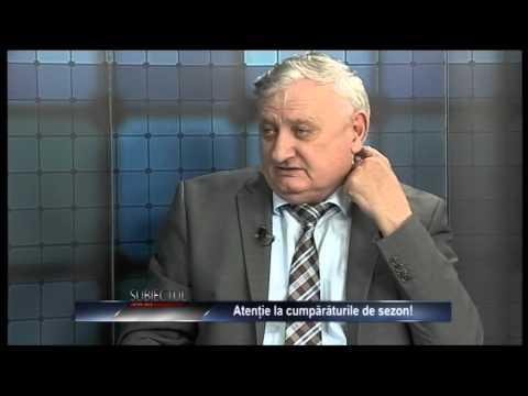 Emisiunea Subiectul zilei – Corneliu Buzu – 8 aprilie 2015