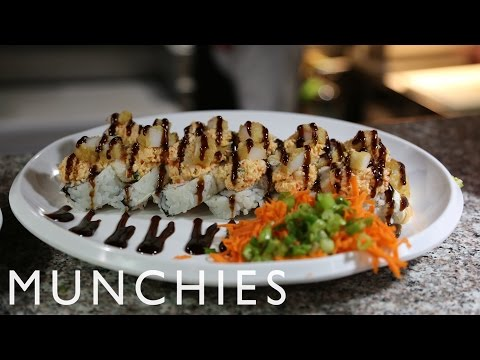 The East LA Restaurant Responsible For Bringing Mexican Sushi To America