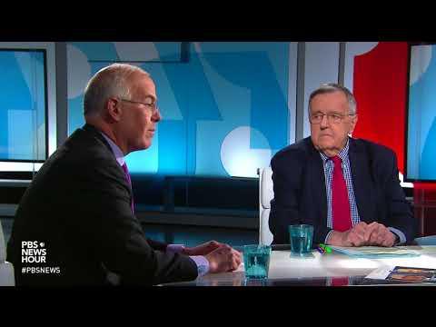 Shields and Brooks on the White House's revolving door, Conor Lamb's upset win (видео)