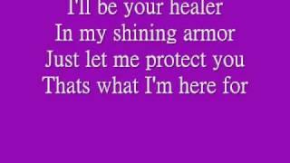 Jordin Sparks-The Cure With Lyrics