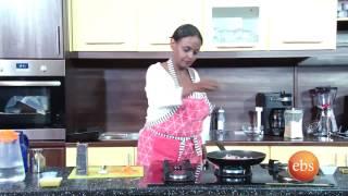 Gordana's kitchen show Oat Bread