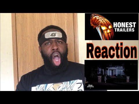 Honest Trailers - Halloween (1978) Trailer Reaction
