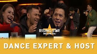 Video Ariel, Judika, Anang, dan Rossa Nyanyi & Dance Bareng di Live Duel | Rising Star Indonesia 2016 MP3, 3GP, MP4, WEBM, AVI, FLV November 2018