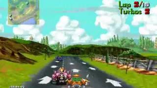 Street Racer videosu