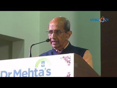 Dilip Mehta-Dr. Mehtas Hospitals 85th year