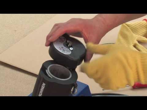 Pnömatik Sıcak Tutkal Tabancası Bakımı