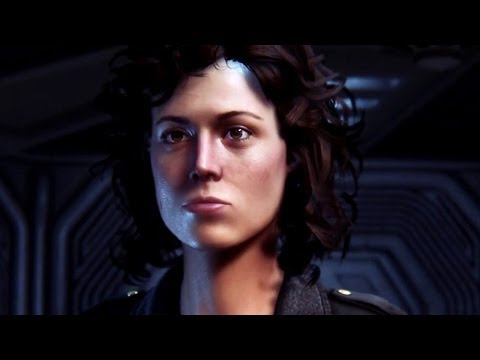 PS4 - Alien Isolation Ripley Trailer