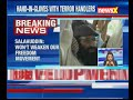 Hizb Chiefs son in NIA net; fake story made to arrest my son, says Salahuddin - Video