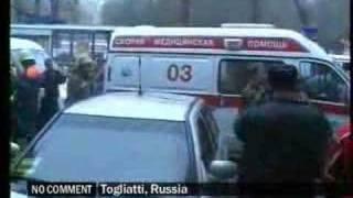 Togliatti Russia  city photos gallery : Togliatti - Russia - EuroNews - No Comment