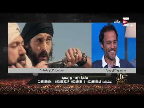 يوسف الشريف يكشف عن فريق عمل فيلمه القادم