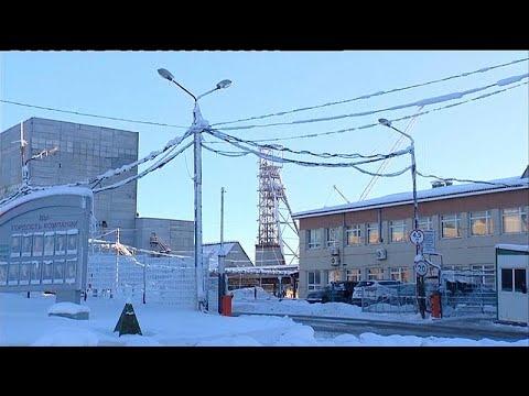 Russland: 9 Tote bei Grubenbrand in einem Kalibergwer ...
