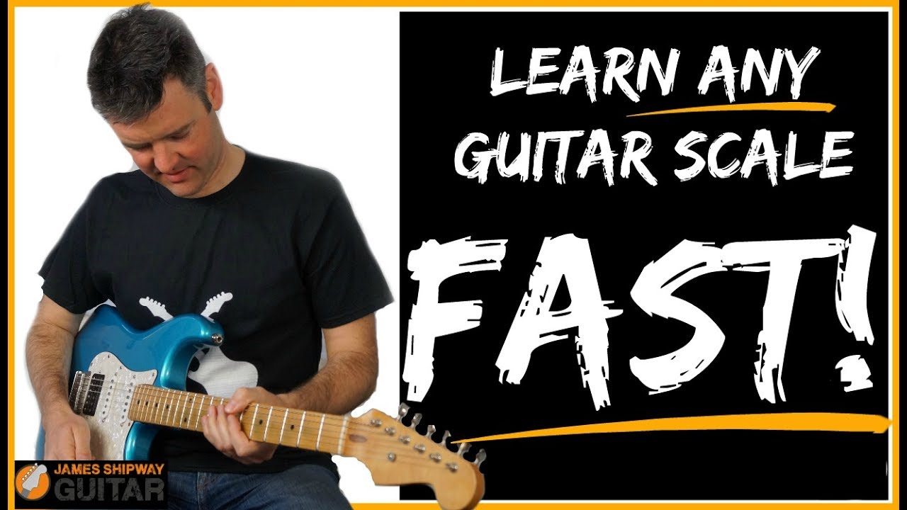 Learn Guitar Scales Fast