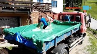 PROČ VŮBEC JEZDIT K MOŘI? Stačí si vytvořit domácí bazén s vlnobitím