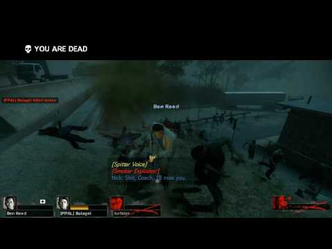 L4D2 300110 #duckroll - Carnival VS part 1/7 (map 1)