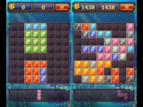 《塊寶石拼圖遊戲 - 塊拼圖瘋狂傳奇》手機遊戲玩法與攻略教學!