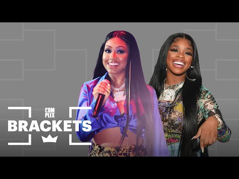 The City Girls Crown The Best Rapper of the Decade | Complex Brackets