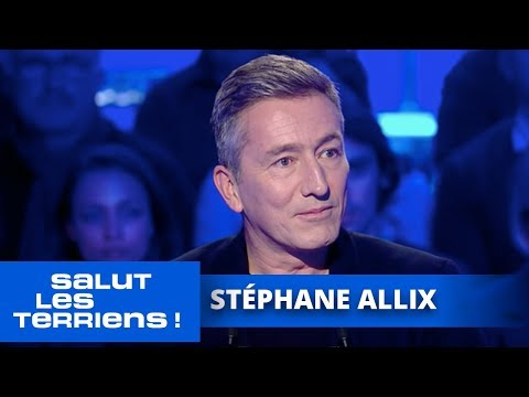 Le Terrien du samedi soir, Stéphane Allix - Salut les Terriens