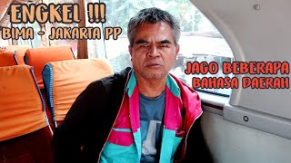 Video HANDAL & EKSTRIM ! ENGKELAN Bima - Jakarta PP. Kisah Driver Berpengalaman Yang Bisa 6 Bahasa Daerah MP3, 3GP, MP4, WEBM, AVI, FLV Mei 2019