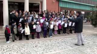 Colinde în piată 21.decembrie.2013 – Prata di Pordenone