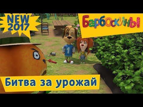 Барбоскины 🍓 Битва за урожай 🍓 Новая 183 серия (видео)