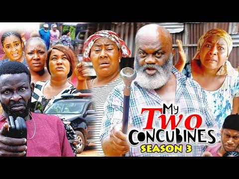 MY 2 CONCUBINES SEASON 3 - (New Hit Movie) Ngozi Ezeonu 2021 Latest Nigerian Nollywood Movie