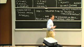 Overview Of Recombinant DNA | MIT 7.01SC Fundamentals Of Biology