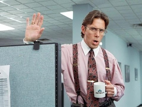 office - Connor Sachse writes: Hey crew hope all is well. My question has to do with one of my all time favorite movies Office Space. It was hilarious and so relatable. I was wondering if it's possible...