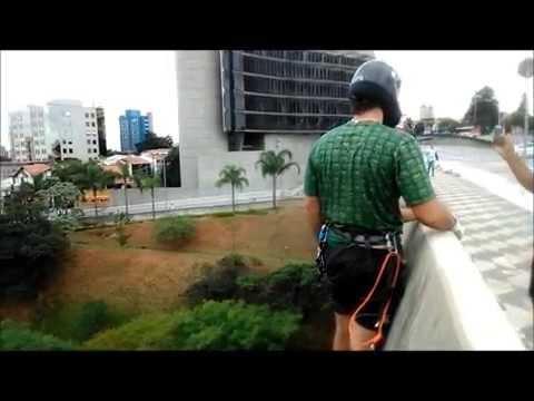 Saltos de Pendulo na Ponte da Sumaré