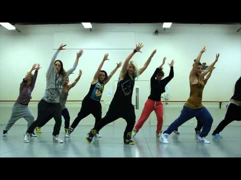 'Turn Up The Music' Chris Brown choreography by Jasmine Meakin (Mega Jam) (видео)