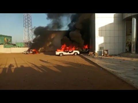 Sudan: Unruhen wegen Hyperinflation in der Stadt Atbara