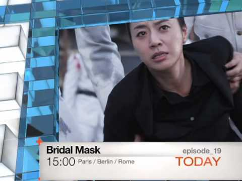 [Today 8/29] Bridal Mask - Ep.19