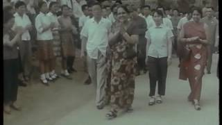 china Visit of Mrs. Sirimavo Bandaranaike video 3