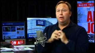 Alex Jones- Making Fun Of The Queen Of England...Funny!!! HQ